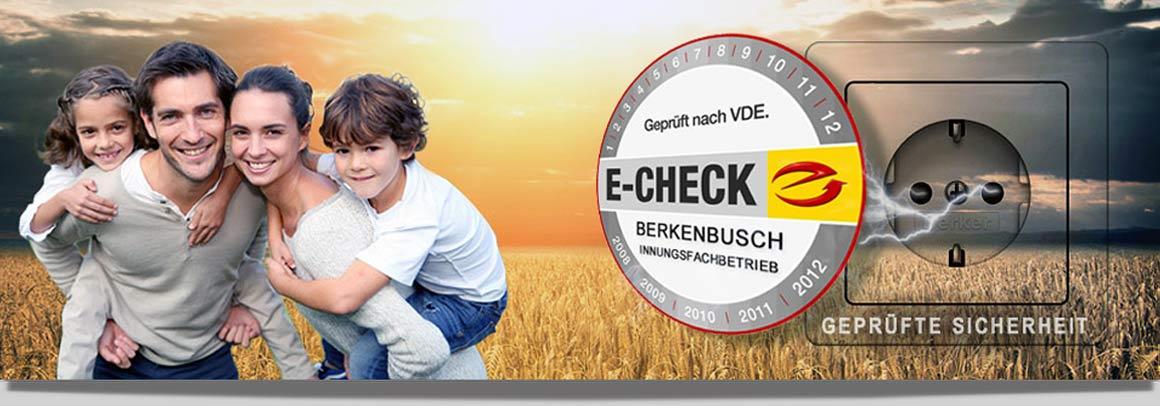 E-Check Bottrop, Essen, Gladbeck, Oberhausen, Gladbach
