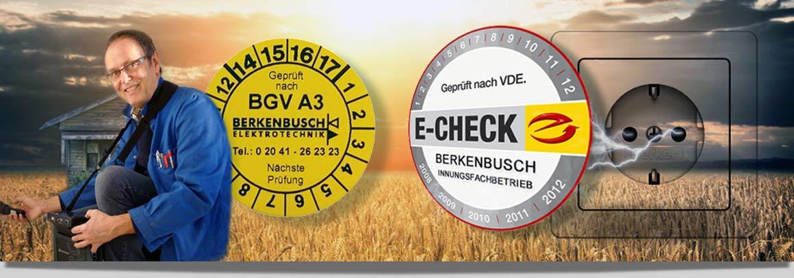 Berkenbusch – Elektrotechnische Dienstleistungen